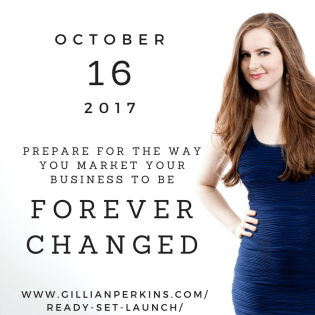 Prepare for the way you market your business to be forever changed. Join the Ready, Set, Launch challenge!