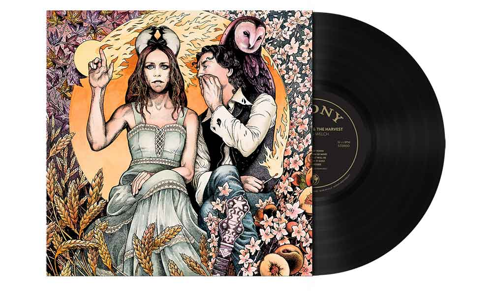 Image result for harrow and the harvest vinyl
