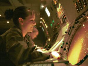 USAF tech worker