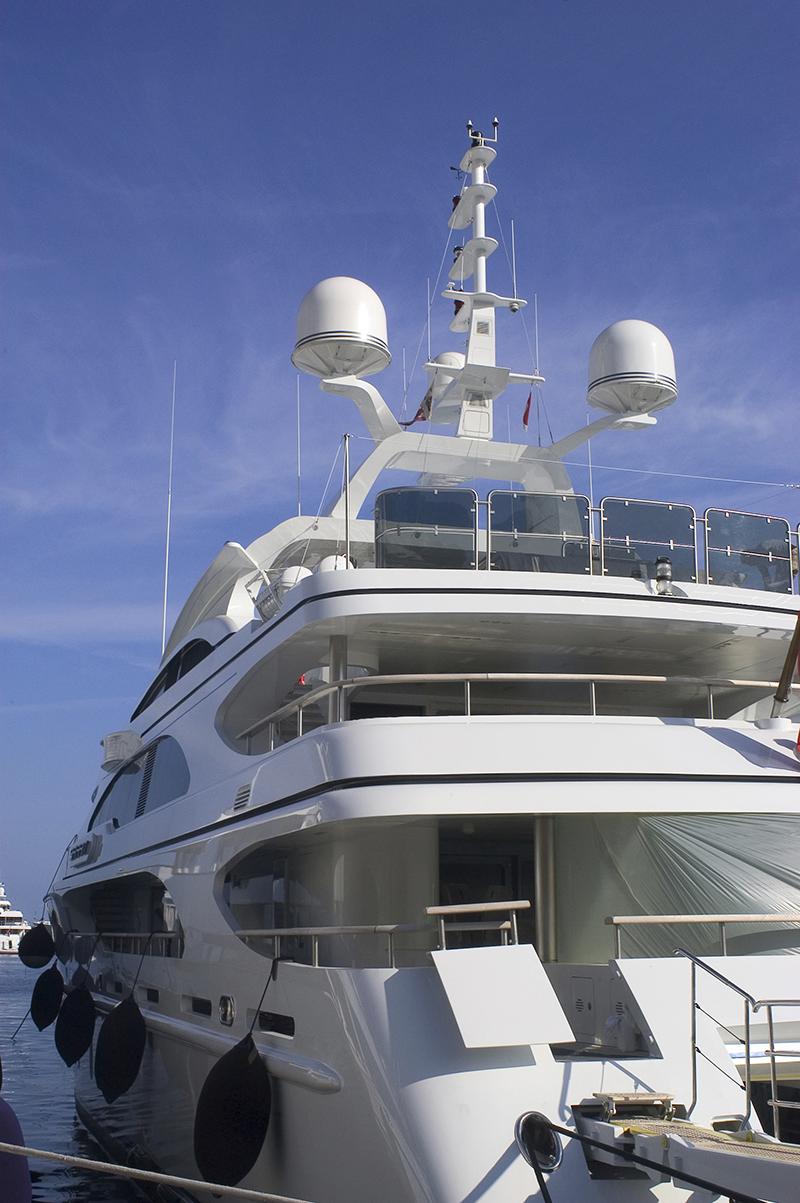 Megayachts For Sale Gilman Yachts