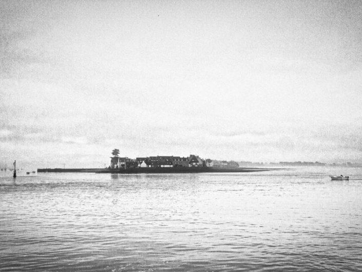 Retour à l'Île Tudy