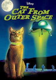 The Cat from Outer Space Disney Movie - directed by Norman Tokar.