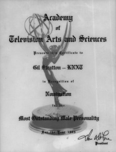 Academy of Television Arts and Sciences Emmy for Most Outstanding Male Personality in 1955