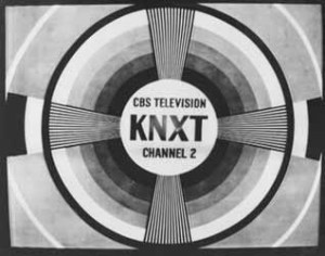 Aircheck for CBS Television KNXT Channel 2