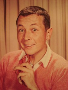 1954 Publicity shot for That's My Boy tv show