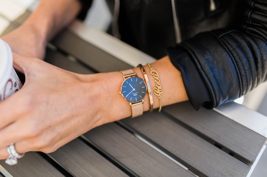 WHAT TO WEAR: DAY TO NIGHT WITH DANIEL WELLINGTON.