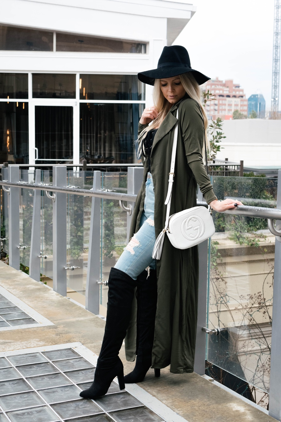 duster outfit