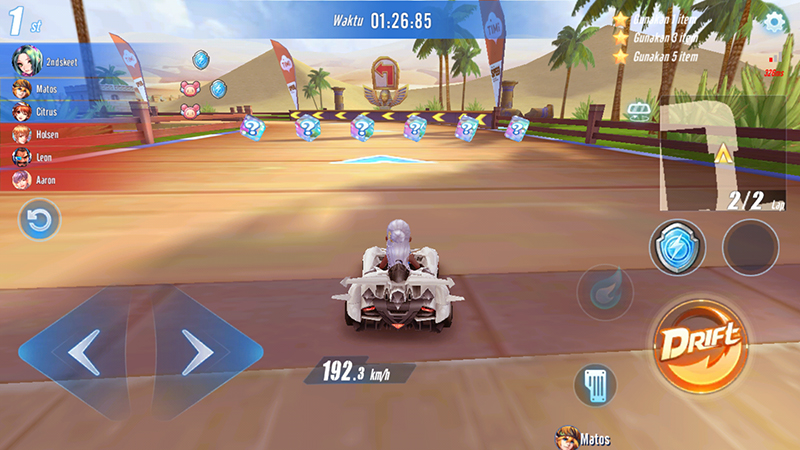 impresi-awal-speed-drifters-gameplay