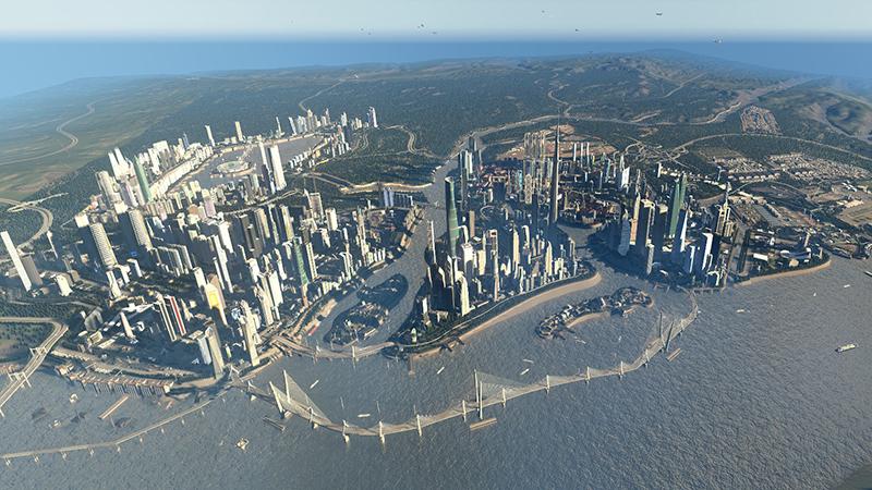 game-membangun-kota-ala-sim-city