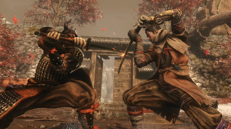 Preview Sekiro Shadow Die Twice - Parry