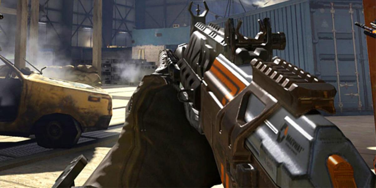 cod mobile assault rifle