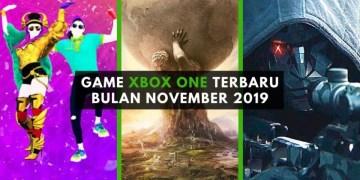 game xbox one november 2019