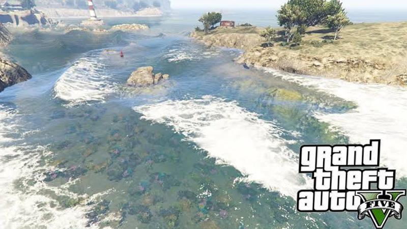 Air Grand Theft Auto V