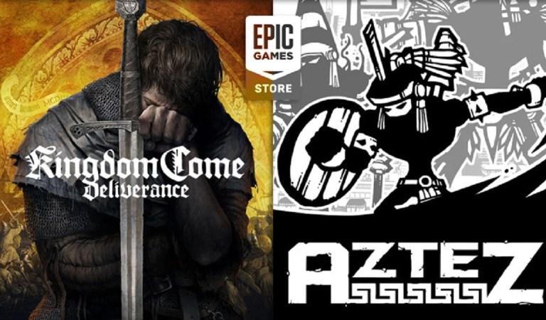 Epic Games Gratiskan <em>Kingdom Come: Deliverance</em>