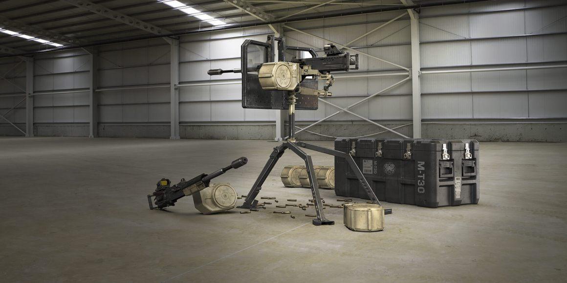 shield turret