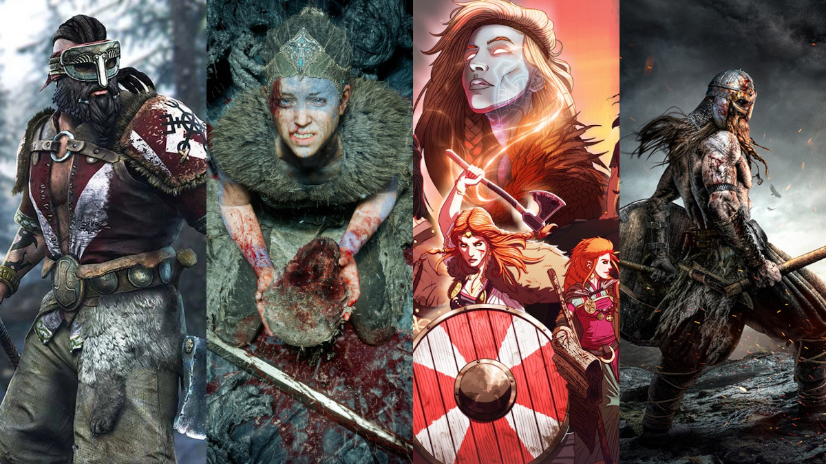 10 Game Viking Untuk Menemanimu Menunggu Assassin S Creed Valhalla