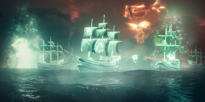 panduan ghost ship sea of thieves