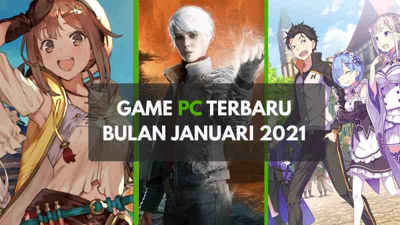 Game PC Terbaru Bulan Januari 2021