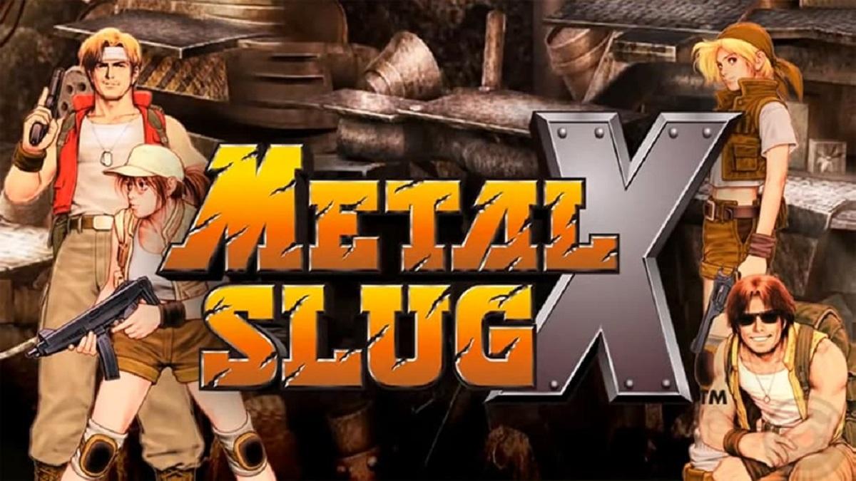 [Nostalgimbot] Metal Slug X – Game Senang-senang Tanpa Beban!