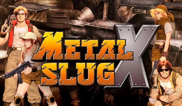 [Nostalgimbot] <em>Metal Slug X – Game</em> Senang-senang Tanpa Beban!