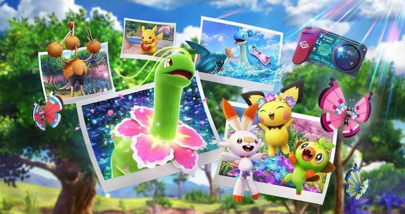 Tips New Pokemon Snap