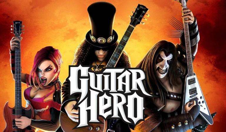 [Nostalgimbot] <em>Guitar Hero – Game Rhythm</em> yang Populer dan Redup Oleh Zaman