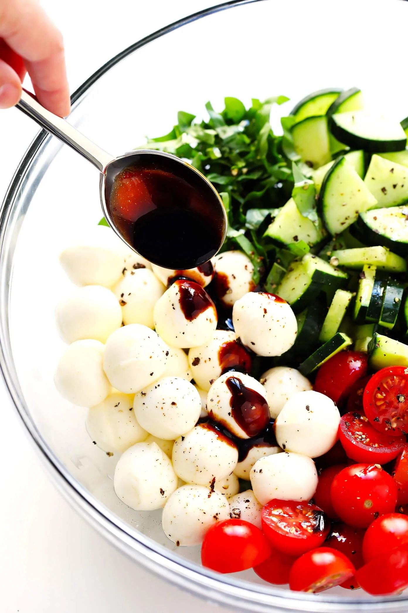 Fresh Tomato Fresh Basil Pasta