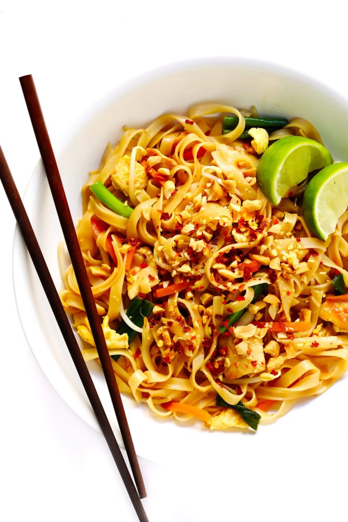 Pad Thai | Gimme Some Oven