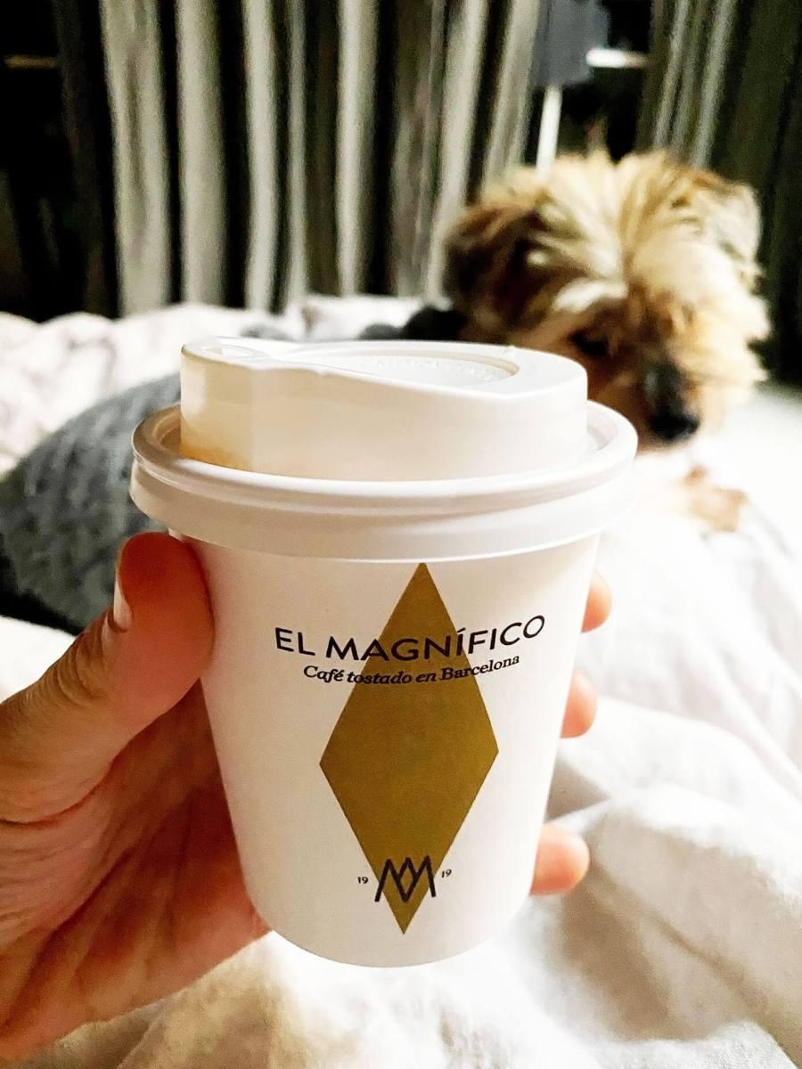El Magnifico Coffee Barcelona