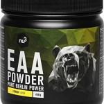 aminoácidos esenciales powder