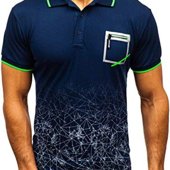 camiseta manga corta bolf