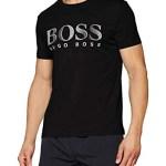 camiseta de manga corta hugo boss