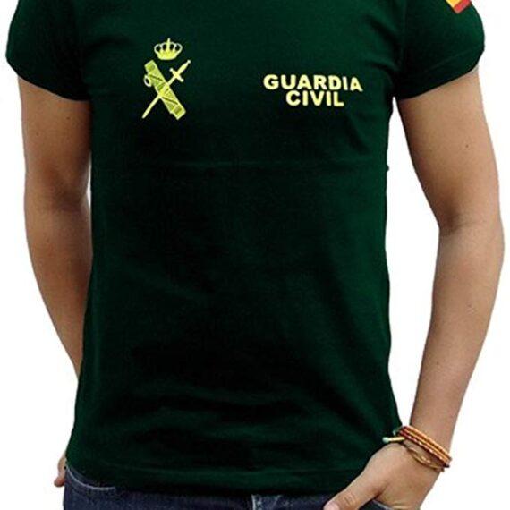 camiseta guardia civil
