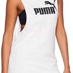 camiseta tirantes fitness mujer puma