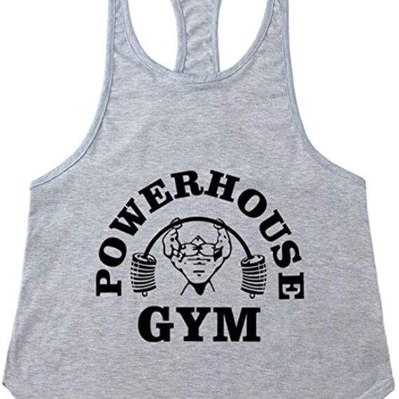 Camiseta de tirantes gym powerhouse
