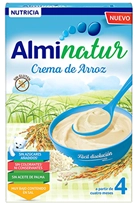 crema de arroz