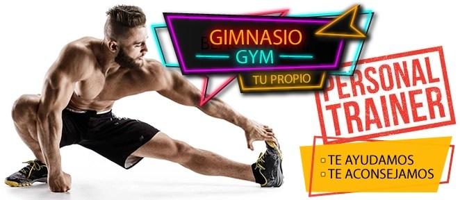 gimnasio gym ejercicios