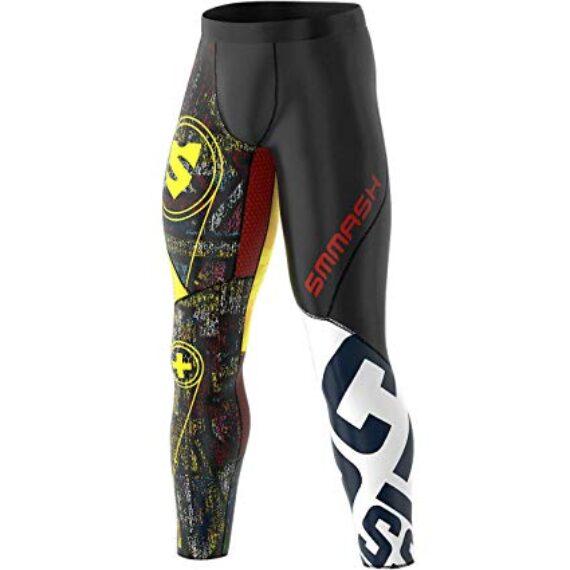 leggings gym hombre smmash x wear