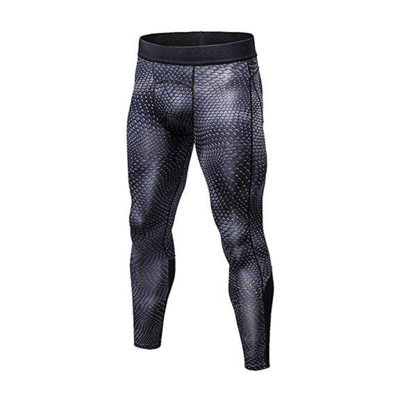 leggings gym hombre wanyangg