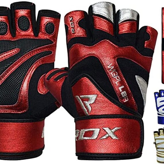 guantes RDX color