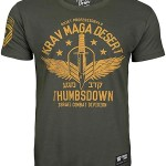 camiseta militar thumbsdown