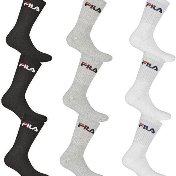 calcetines deportivos fila largos