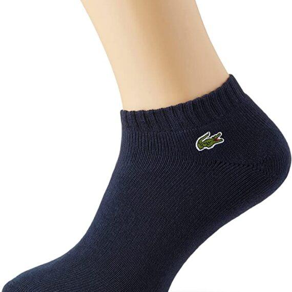calcetines deportivos lacoste cortos