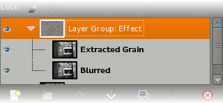 Layer groups screenshot