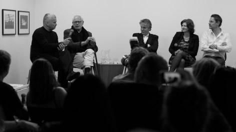 Dieter Rams and Professor Klaus Klemp | © 2011 John McDermott