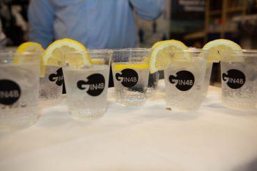 GIN4B's signature drink - Gin Tonic | © 2011 Philipp Weitz Photography