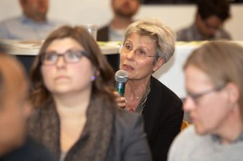 Questions from the audience | © 2011 Philipp Weitz Photography