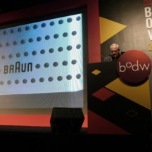 Dieter Rams talking about Braun's design philosophy