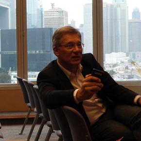 GIN4B interview with Roland Heiler, Managing Director of Porsche Design