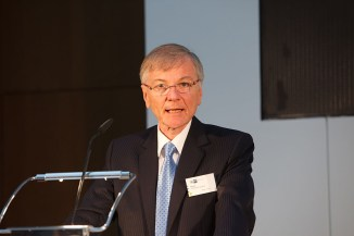 Stefan Messer, Deputy Chairman of Chamber of Commerce Frankfurt am Main. Photo: IHK Frankfurt / Markus Goetzke
